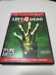 Left 4 Dead: Game of the Year Edition (PC, 2009)