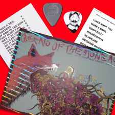 QUEENS OF THE STONE AGE 2018 Limited Poster, 2 Guitar Picks & Setlists. Oregon.