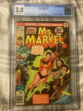 Ms.Marvel #1 CGC 3.0 First Appearence of Ms. Marvel