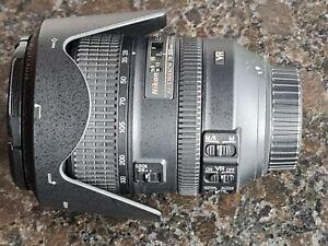 AF-S Nikon 28-300 mm F/3.5-5.6 G, SWM AF-S Aspherical VR G ED Objektiv