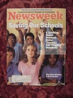 NEWSWEEK May 9 1983 America's Schools Hitler Diaries Central America John Elway