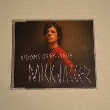 MICK JAGGER - Visions of paradise - CDSingle 4-TRACKS NEW & SEALED
