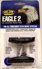 KOOL STOP Eagle 2  Brake Bicycle Pads Shoes NEW