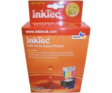 Inktec Ink Cartridge Colour Refill Kit for Canon MP270