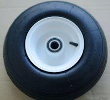 "Wheel Barrow Go Cart Ride on Mower Trolley WHEELS 13/6.50-6"" Precision Bearings"