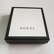 "Authentic Gucci Empty Gift/Storage Box - 5.25""X4""X1.5"""