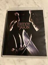 Freddy vs Jason - Blu-ray - Friday the 13th Deluxe Edition Scream Factory