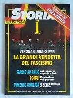 storia illustrata 314 fascismo verona sbarco anzio salo pompei vincenzo gonzaga
