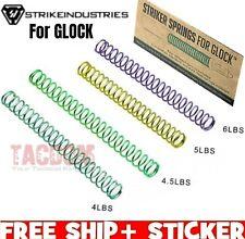 Strike Industries Striker Firing Pin Springs for Glock Lighter pull 4 4.5 5 6
