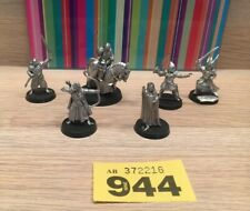 944 Warhammer Lord Of The Rings LOTR - Joblot - Metal