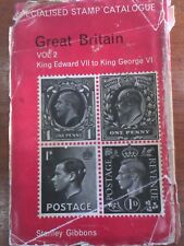 Great Britain Specialised Stamp Catalogue.Vol. 2 Hardback