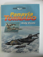 Panavia Tornado (Crowood Aviation Series),by Andy Evans