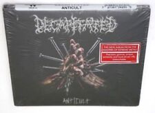 DECAPITATED Anticult Brand NEW Factory Sealed Death Metal Music CD Unopened