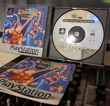 Disney's Hercules Jeu D'action pour Playstation 1 Platinum Sony PS1