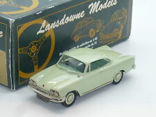 New 1:43 Lansdowne Models LDM24 1961 Ford Capri Handbuilt Brooklin Consul UK GB