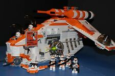 LEGO® STAR WARS™ 75021 PHASE I Custom Orange REPUBLIC GUNSHIP 212th Legion Ship