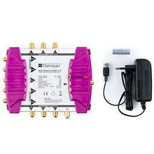 Opticum OMS 5/6 oro líneas Satélite Interruptor múltiple Multi-interruptor 1