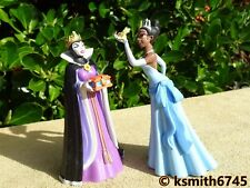 Bullyland DISNEY QUEEN & PRINCESS WITH FROG solid plastic toy figure P257 💥