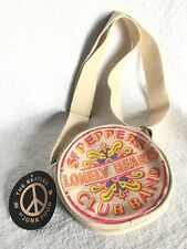 New Beatles Junk Food Sgt Pepper Lonely Hearts Club Band Purse Bag Shoulder Kids