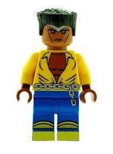 Custom Minifigure Luke Cage Superhero Printed on LEGO Parts