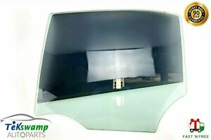 13-18 Cadillac ATS Rear Left LH Driver Side Window Glass Panel Assembly OEM