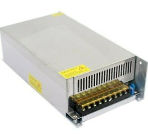 JINGMAIDA 1000W 24V AC to DC Power Supply 24V 41Amp 1000W for 3D Printer, LED