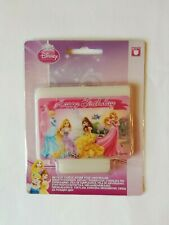 Disney PRINCESS Birthday CANDLE CLEARANCE PRICES