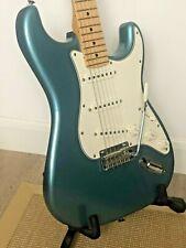 Fender Player Stratocaster Guitar - Tidepool Blue. Near Mint.