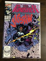 The Punisher #36 Jigsaw Puzzle: Part 2 of 6 Marvel Comics Direct Aug 1990 VF/NM