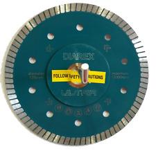 Blade Diarex Ultra - 125mm - tilers tiling tools