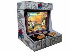 Table top Arcade Pandora Box 4 645 in 1 Multi Video Games machine 19 Inches LCD