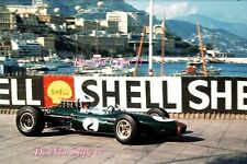 Denis Hulme Brabham BT20 Vainqueur Grand Prix de Monaco 1967 PHOTO 6