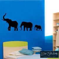 Paw Prints Family Cat Dog Animal Pet Love Wall Art Stickers Decals Vinyl Home Ro Medium,Black