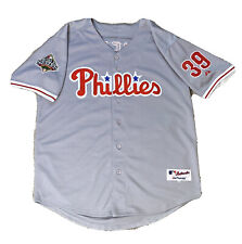 New listing Philadelphia Phillies 2008 World Series Jersey- Brett Myers  Size 52