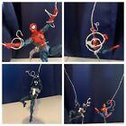 Mafex Spiderman /Venom Custom Webs Set of 4 Figures Not Included!