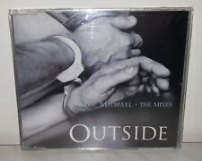 CD GEORGE MICHAEL - OUTSIDE - SINGE - NUOVO NEW