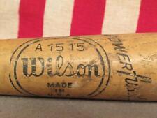 "Vintage Wilson Wood Baseball Bat Joe Morgan Famous Players Model 29"" A1515 L.L."