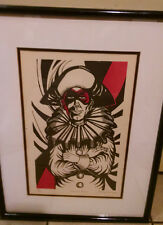 VERY RARE, SIGNED  LITHO BY GEORGE CRIONAS  #16/100 CALLED MARDI GRAS $999.00