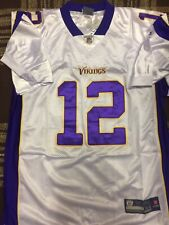 minnesota vikings Replica Shirt No12 Percy Harvin Xxxl