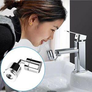 720° Kitchen Tap Head Water Extender Splash-Proof Swivel Water Saving Faucet AB8