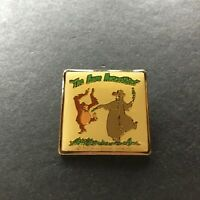 The Bare Necessities King Louie & Baloo from the Jungle Book Disney Pin 7041