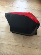 Ducati Multistrada 1200 Luggage suitcase Saddle Bag Red Brand New Unused