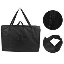Portable Massage Bed Easy Carrying Bag Spa Tables Shoulder Bag Black