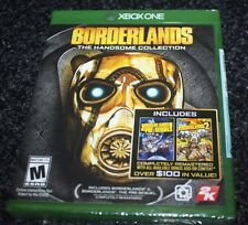 Borderlands The Handsome Collection XBOX One w Borderland 2 Pre-Sequel bonus DLC