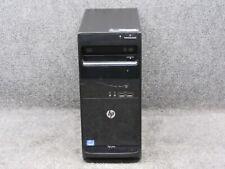 HP Pro 3500 Mini Tower PC Computer Intel Core i5-3470 3.2GHz 4GB RAM 250GB HDD