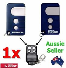 chamberlain garage door remotes and transmitters ebay. Black Bedroom Furniture Sets. Home Design Ideas