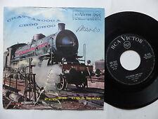 FLOYD CRAMER Chattanooga choo choo / Let's go 45N 1255 italie   Photo train