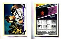 Jim Tatum Signed 1993 Topps #691 Card Colorado Rockies Auto Autograph
