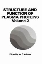 Structure and Function of Plasma Proteins, Vol. 2-ExLibrary