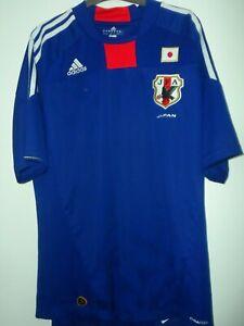 JAPAN FOOTBALL SHIRT CLIMACOOL 2010